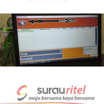 Paket Software Kasir