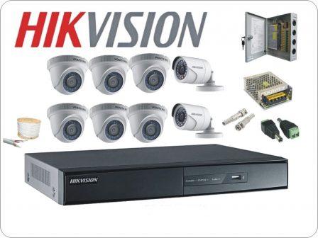CCTV Paket 8 Kamera